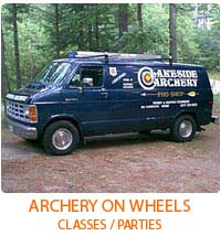 Archery on Wheels